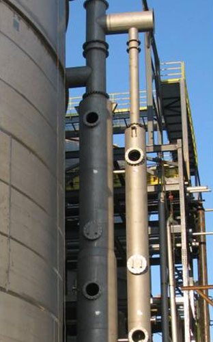 Cellulosic Ethanol Scrubber