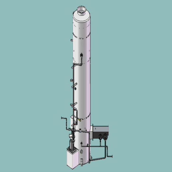 Ammonia Scrubber Video