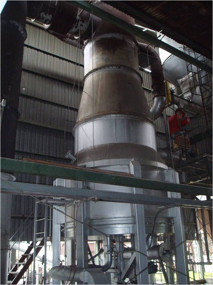 Gasification Syngas Cleaning