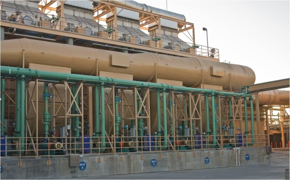 Lead Smelter WESP