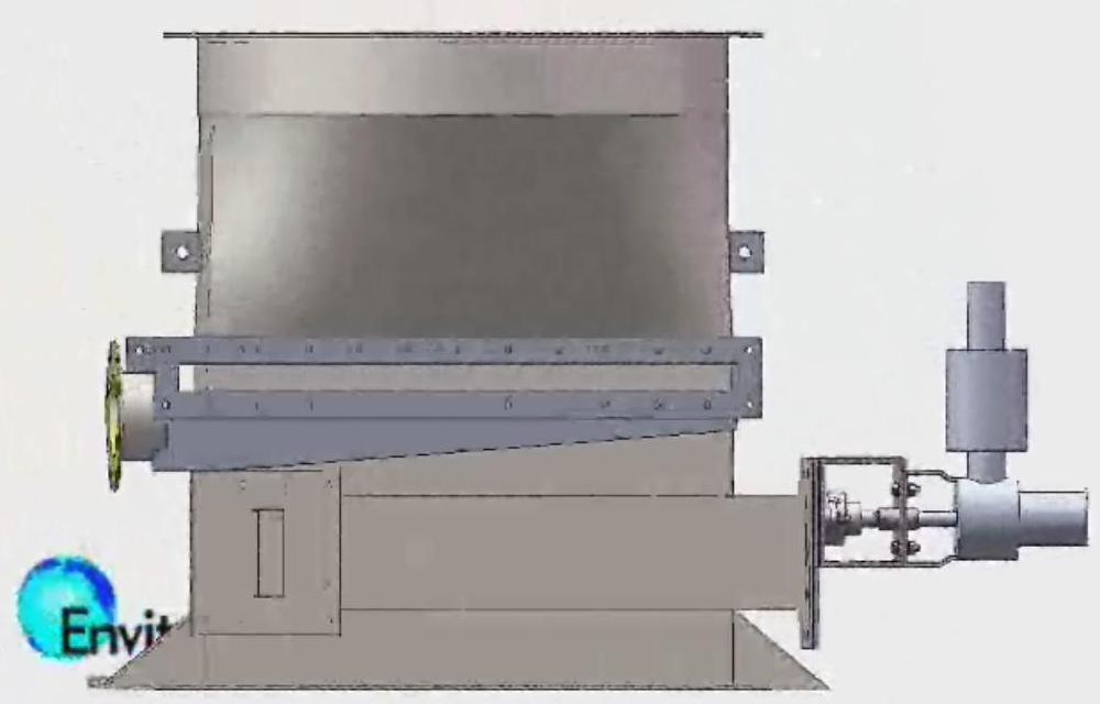 Venturi scrubber video