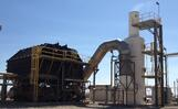 Geothermal Plant Scrubber
