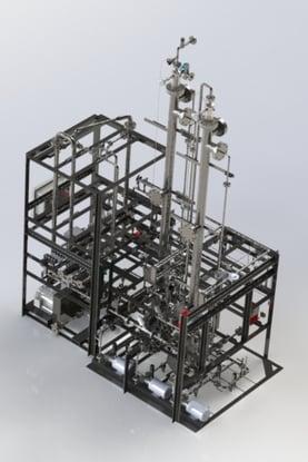 Ammonia Recovery Scrubber