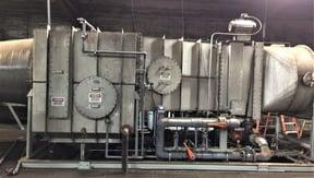 Peat Dryer Horizontal Venturi